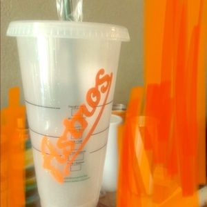 Custom venti astros cup